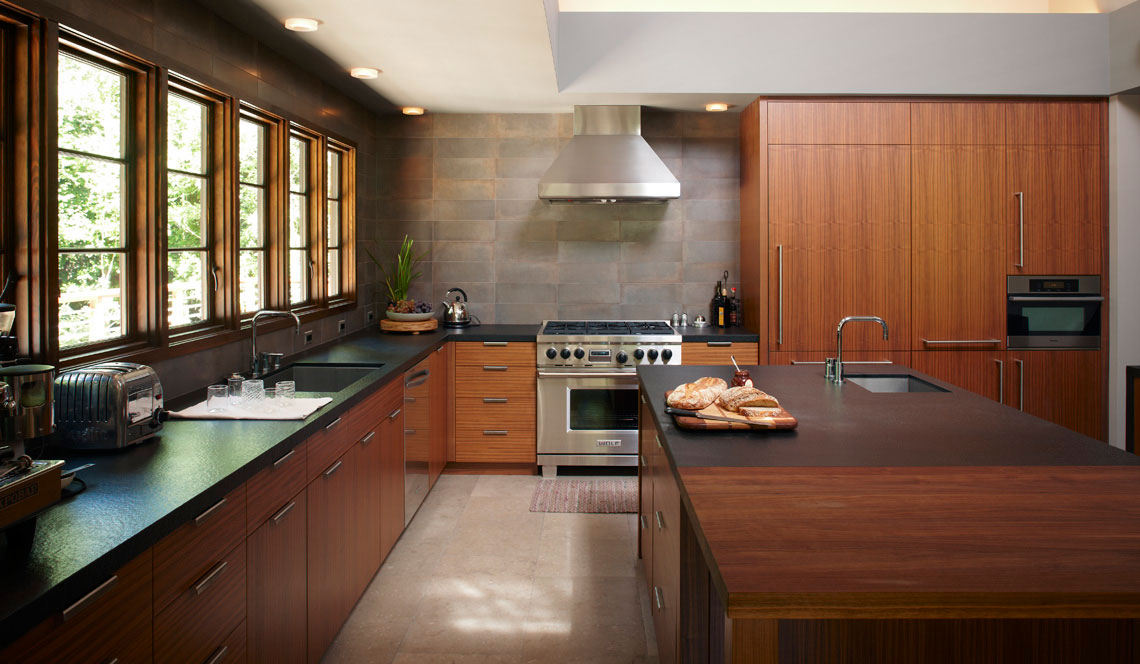 Arts & Craftsman, Mill Valley - Castor Architecture